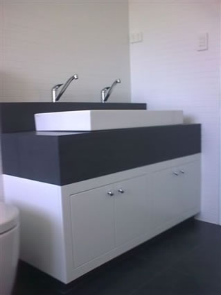 Custom Designed Bathrooms Vanity Sydney