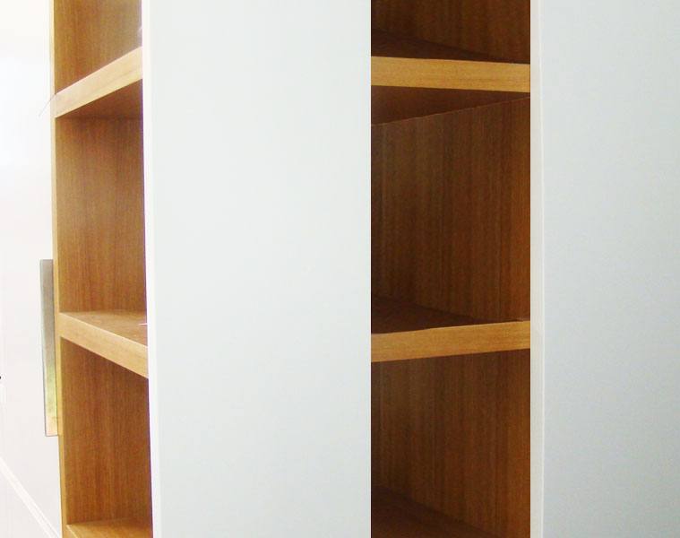Soho Design Avalon Custom Shelves