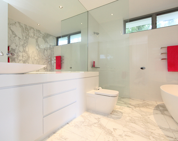 Soho Design Cremorne Custom Bathroom