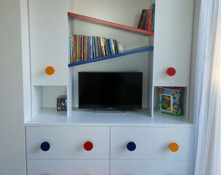Soho Design Cremorne Custom Storage