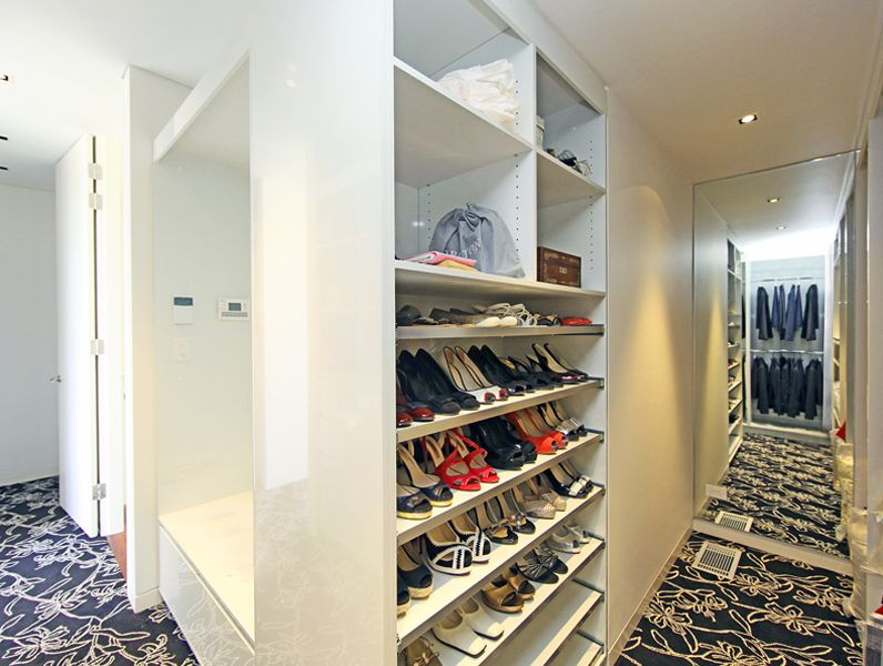 Soho Design Cremorne Custom Walk in Wardrobe