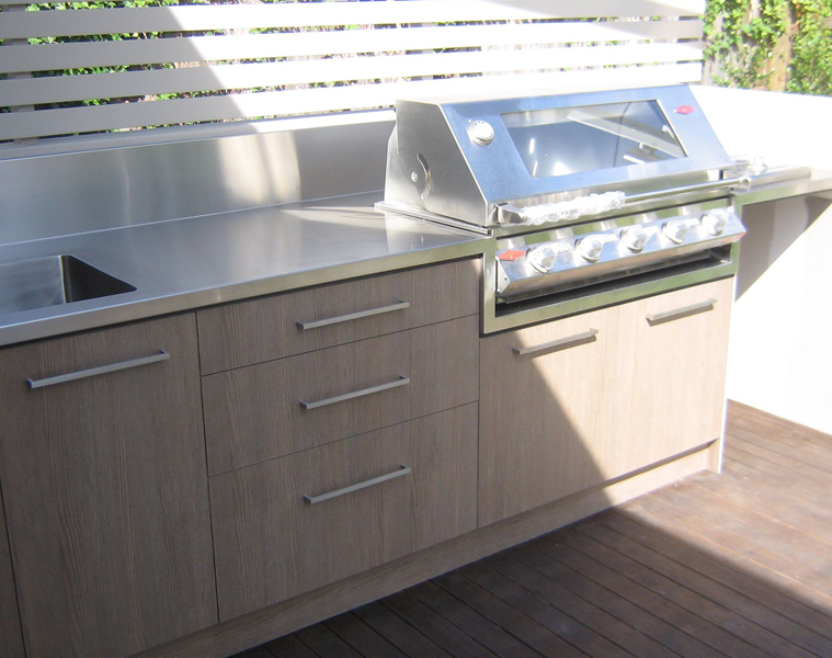 Soho Design Lane Cove Exterior Kitchen