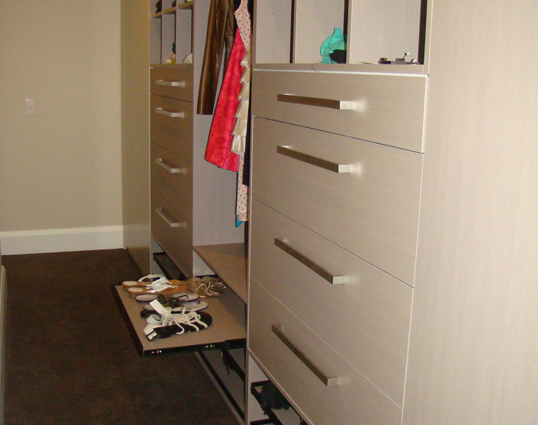 Soho Design Lane Cove Custom Wardrobe Internals